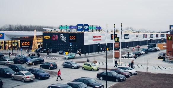 Centrum Handlowe Quick Park Mysłowice