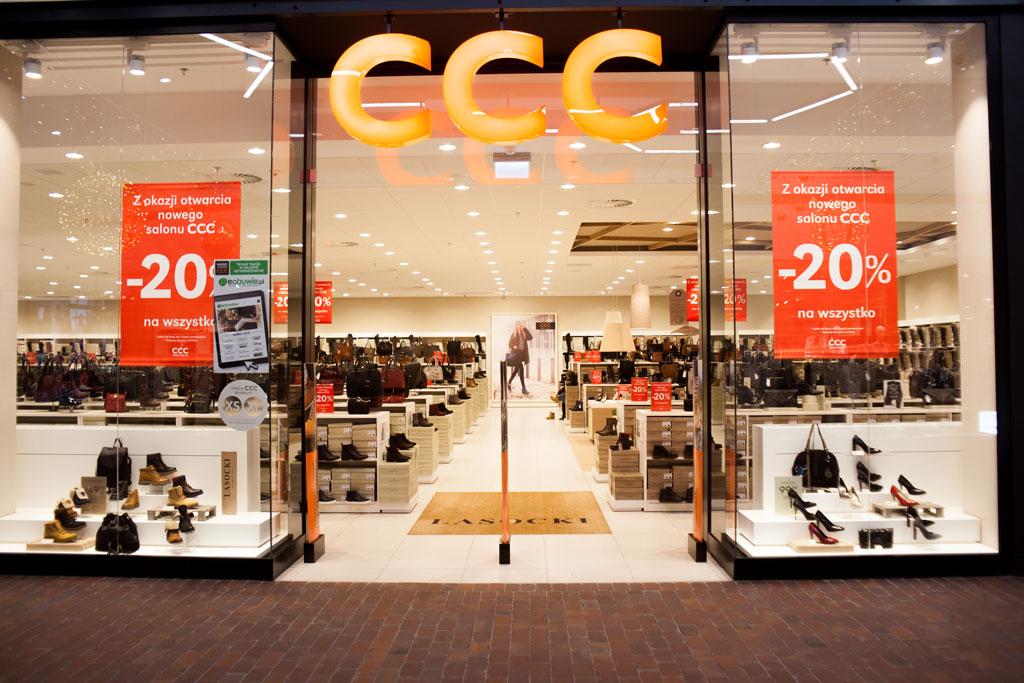Sklepy obuwnicze CCC Katalog, promocje, gazetka CCC.